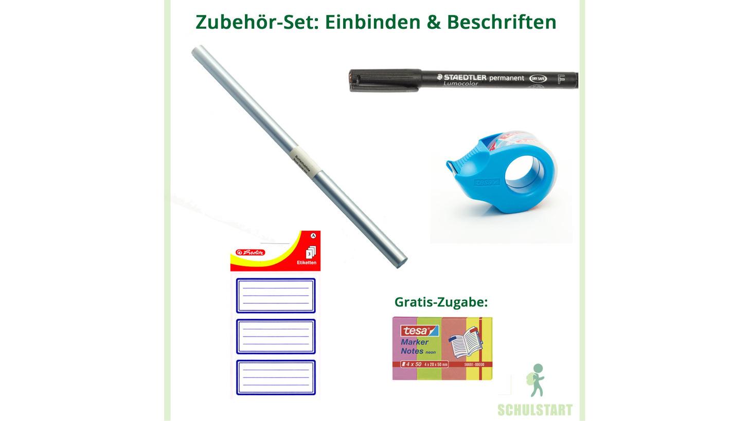 """Logo Schulbedarf-Set """"Ordnen"""""""