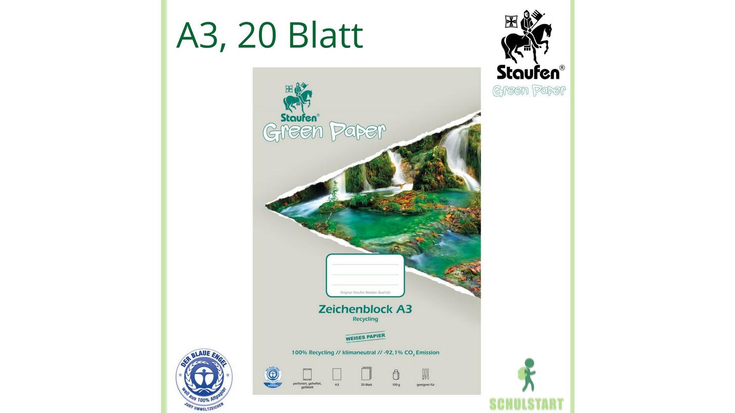 Logo Ökologischer Schulbedarf