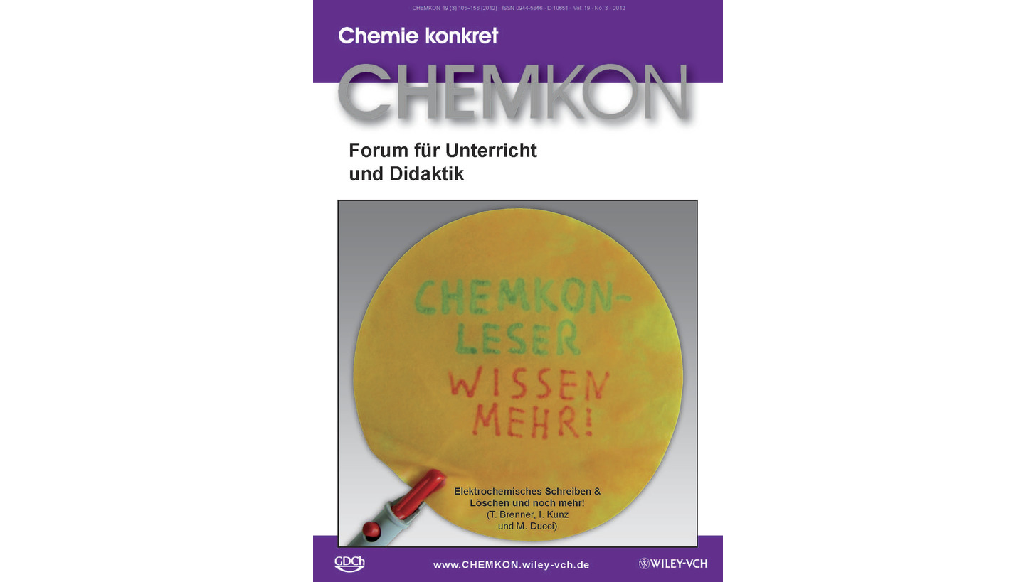 Logo CHEMKON