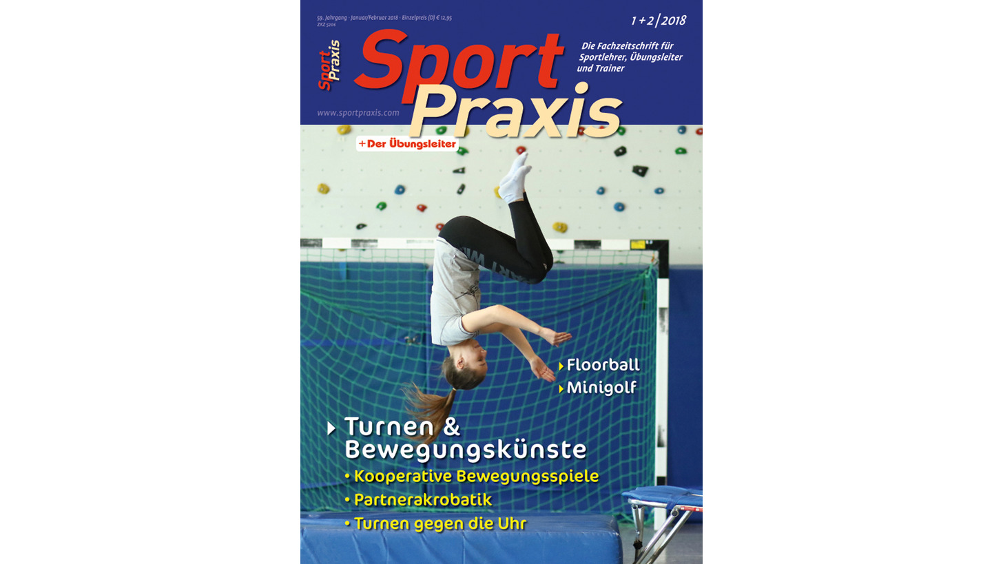 Logo Praxisbücher Sport
