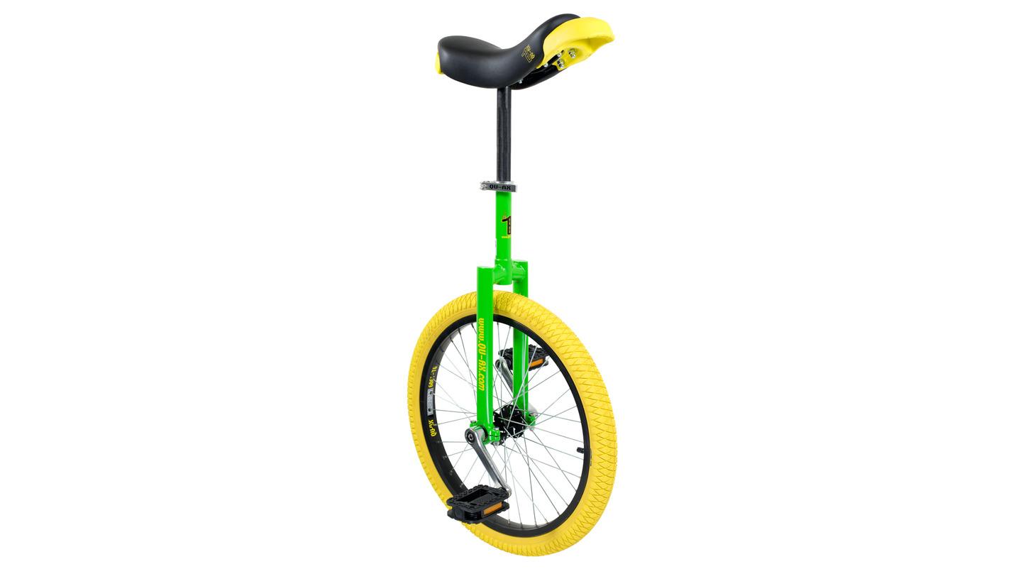 Logo QU-AX Unicycles