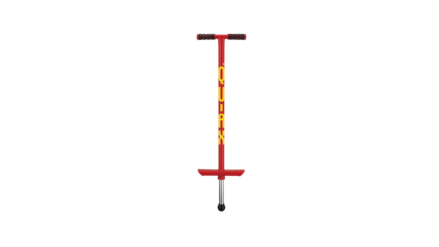 Logo QU-AX Pogo-Sticks
