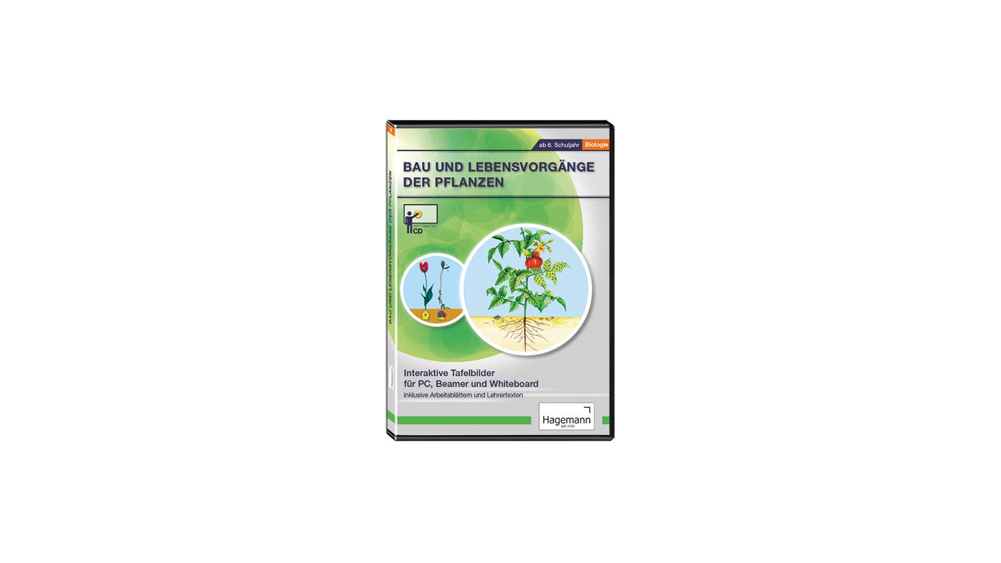 Logo Bau und Lebensvorgänge der Pflanzen