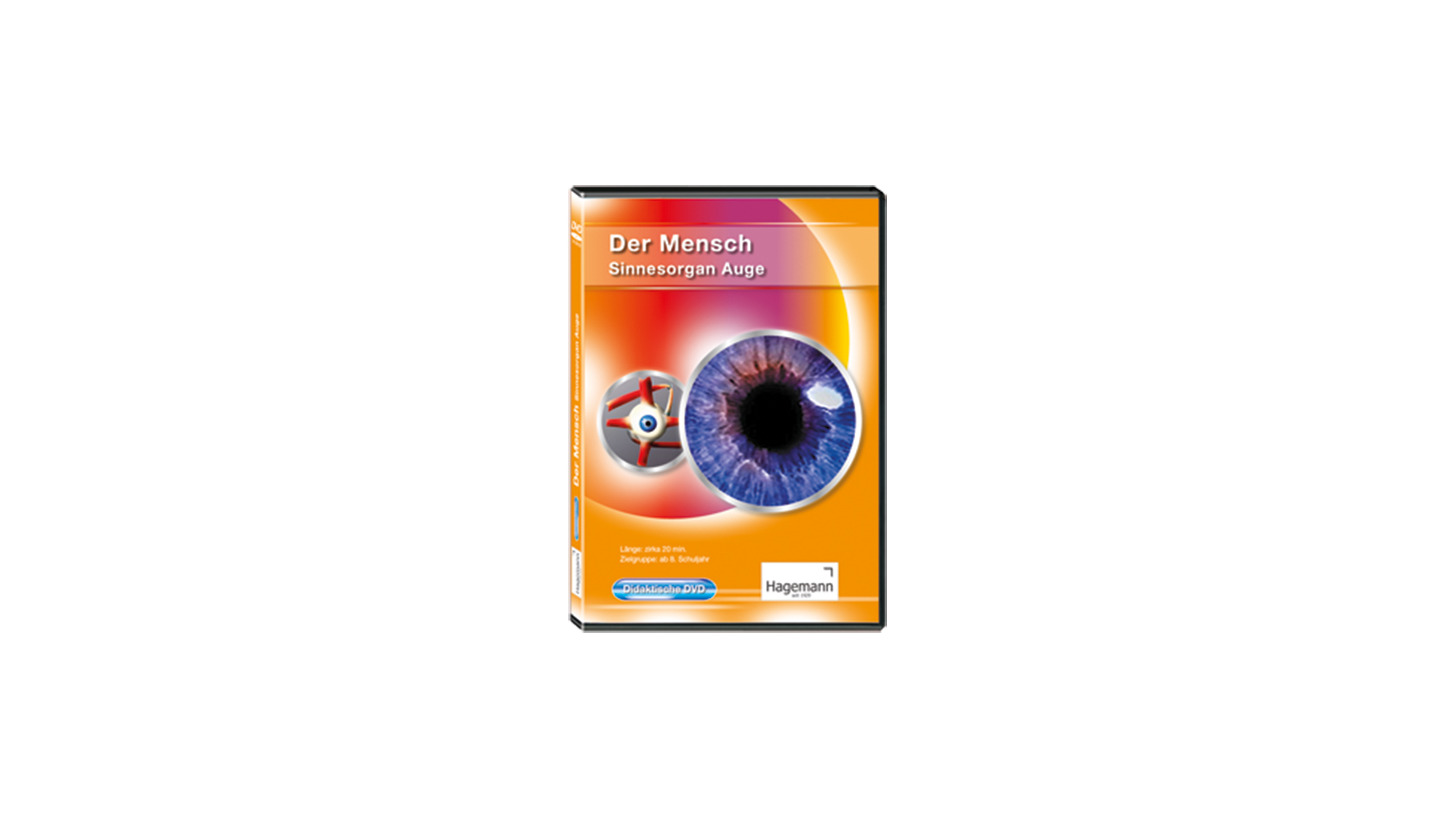 Logo Der Mensch: Sinnesorgan Auge