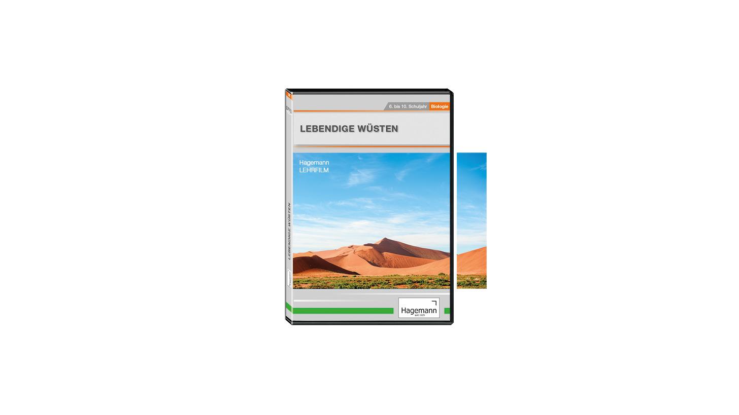 Logo Lebendige Wüsten