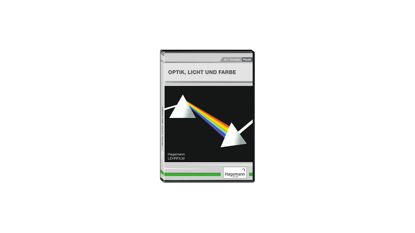 Logo Optik, Licht und Farbe