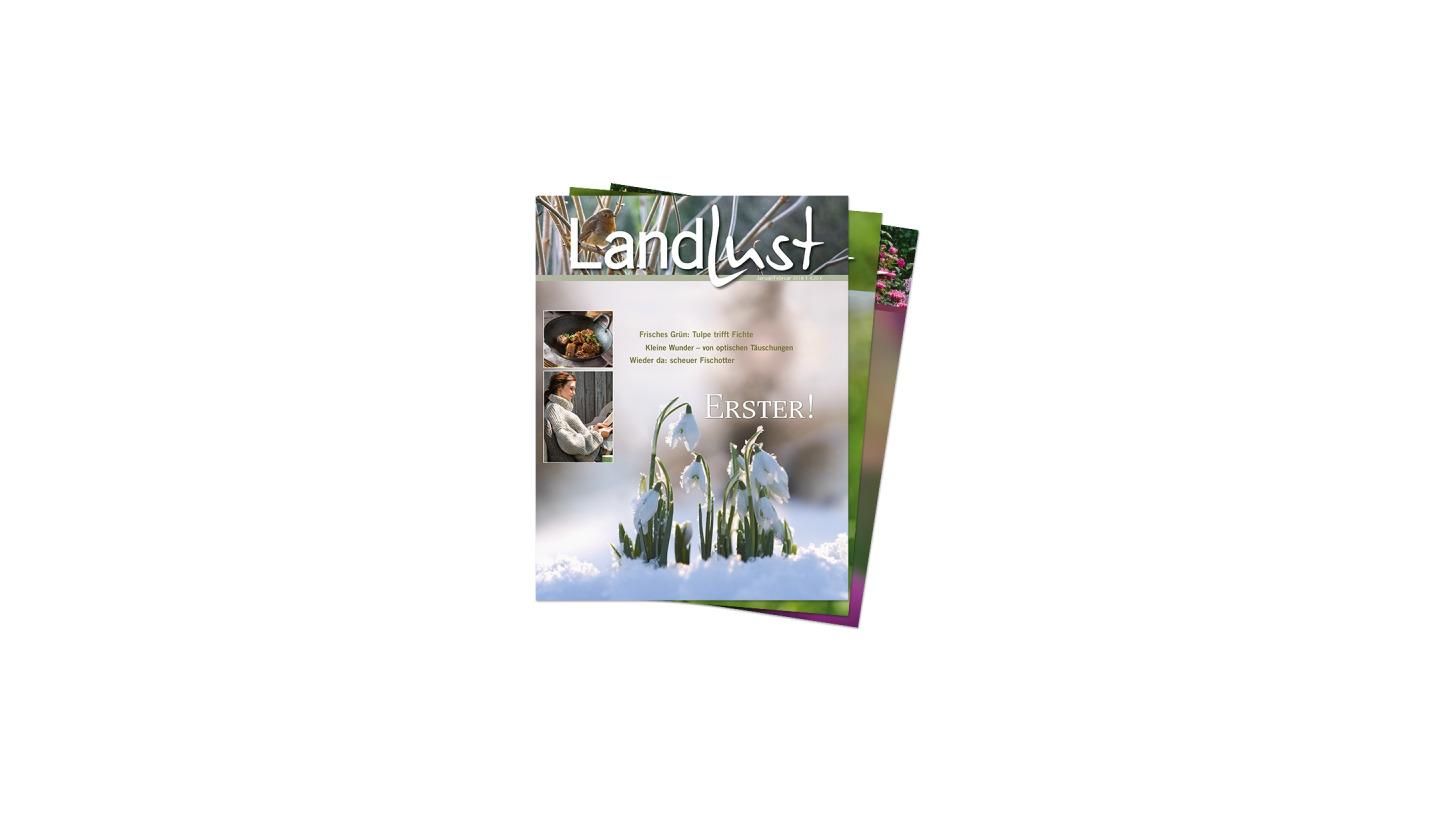 Logo LandLust