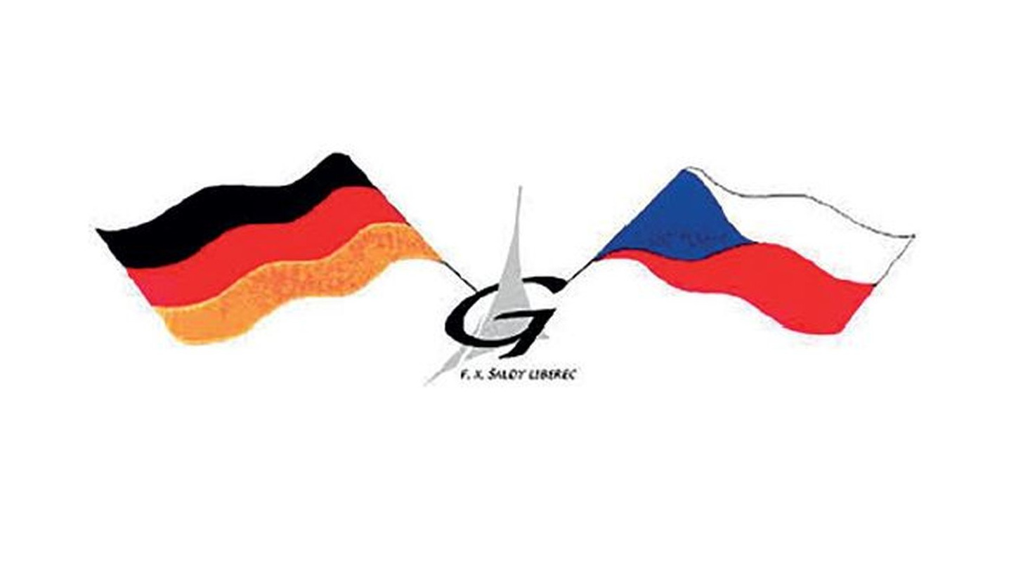 Logo Deutsch-Profil-Schule Liberec-Tschechien