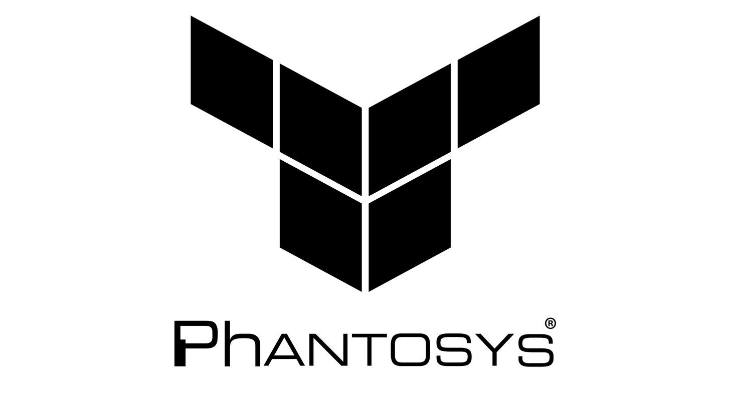 Logo Phantosys Version 10