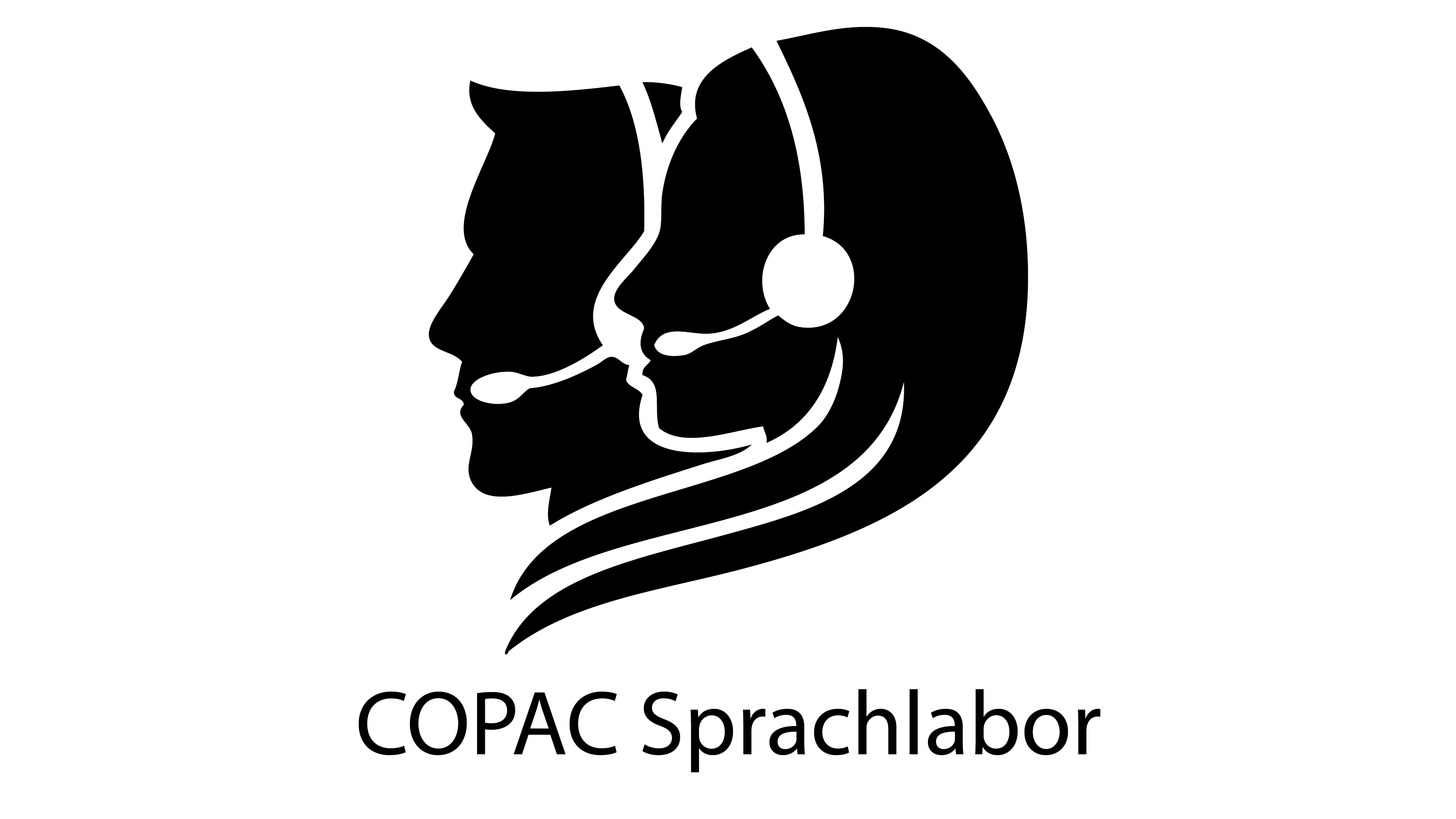 Logo COPAC Sprachlabor