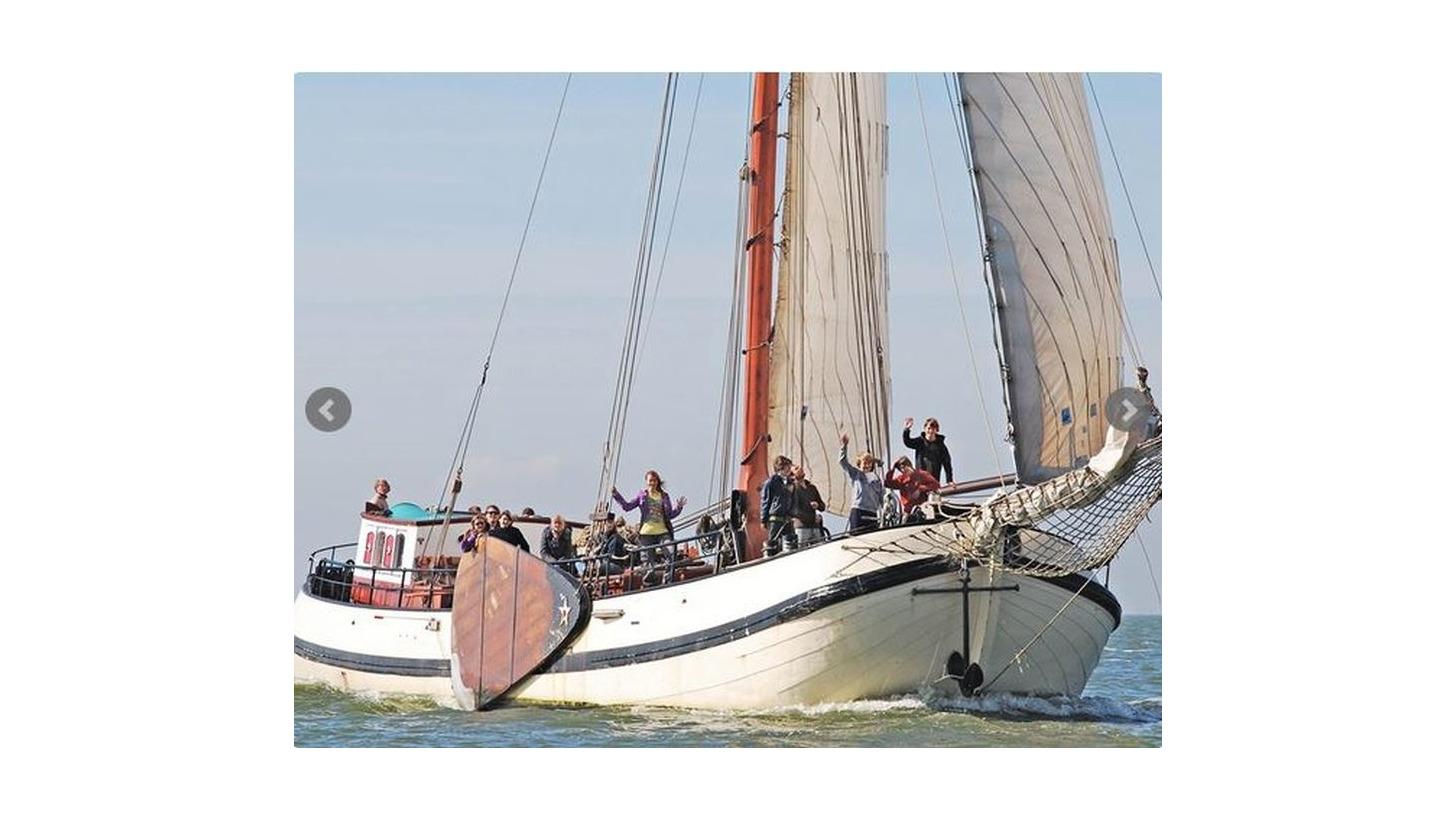 Logo Klassenfahrt segeln