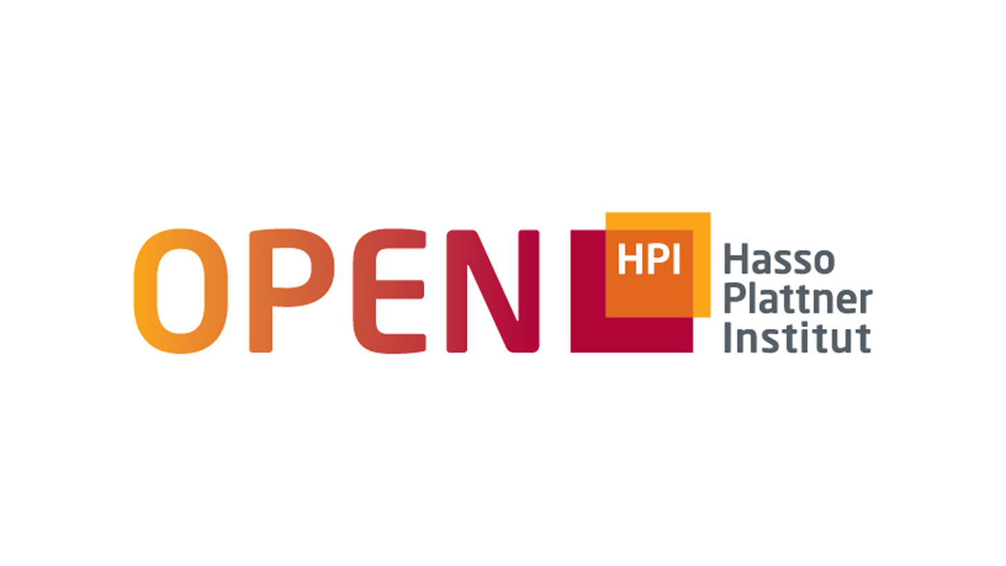 Logo Online Courses by openHPI