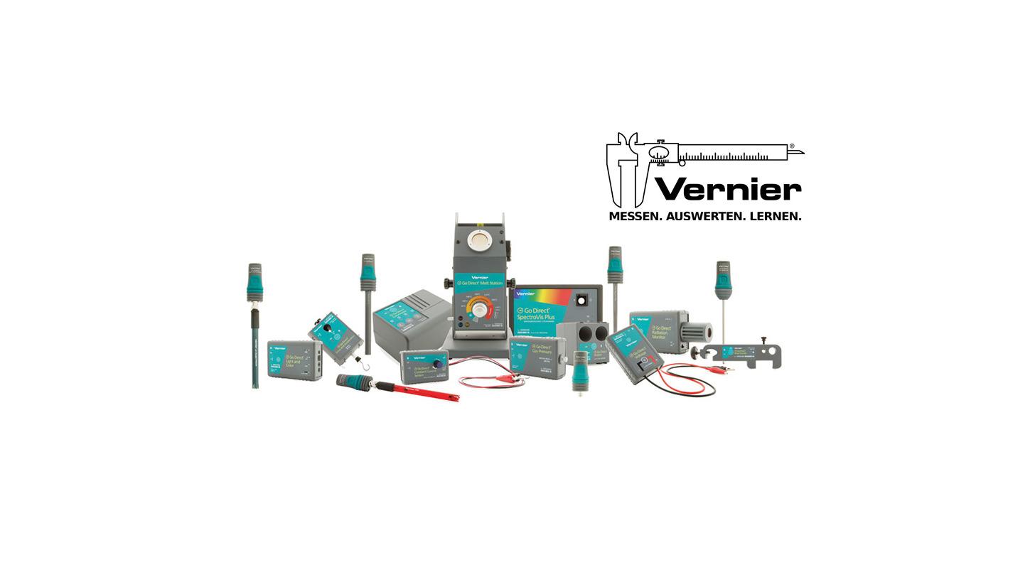 Logo Vernier