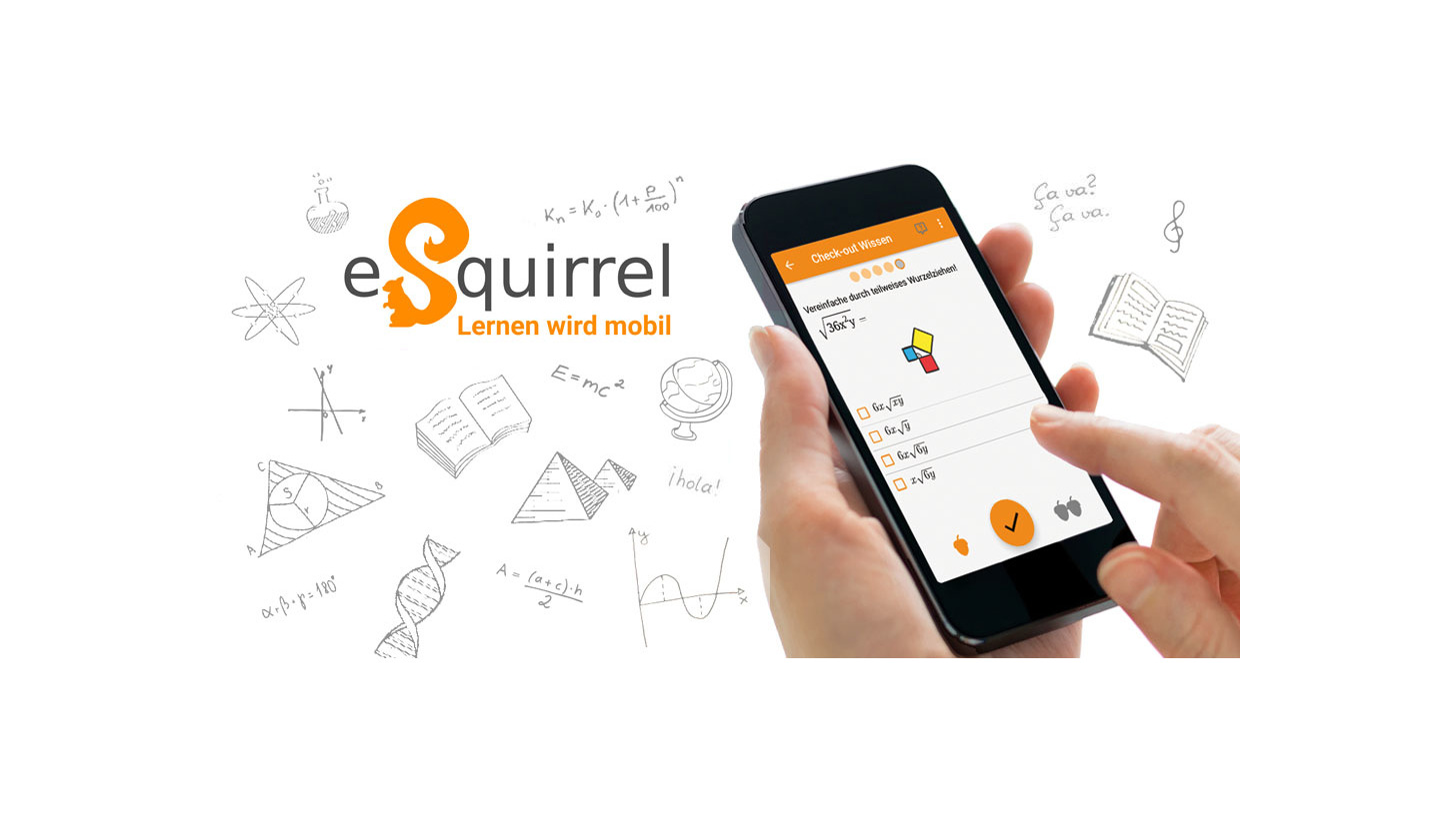 Logo eSquirrel