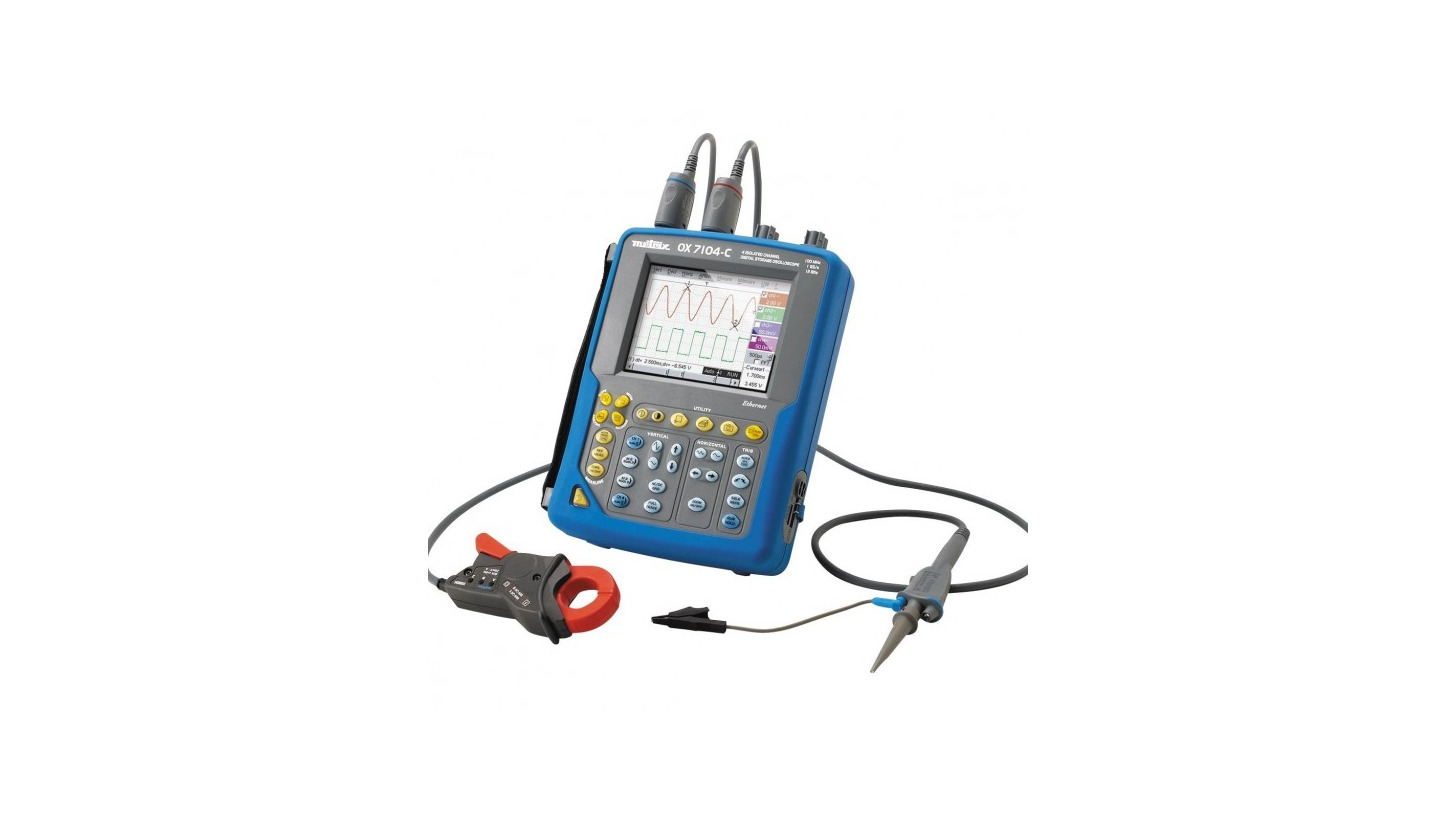 Logo Portable oscilloscope