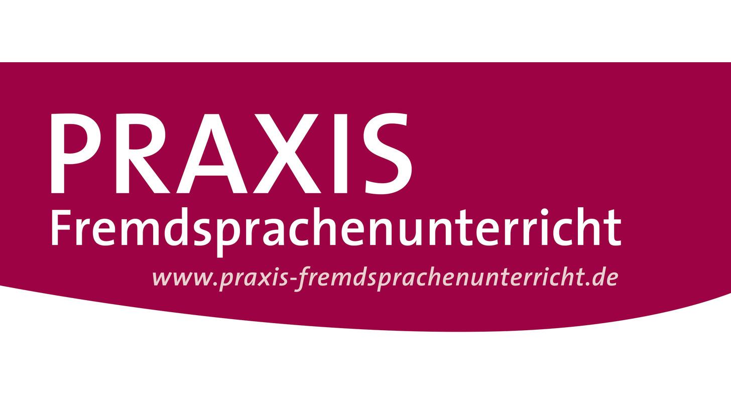 Logo Praxis Fremdsprachenunterricht