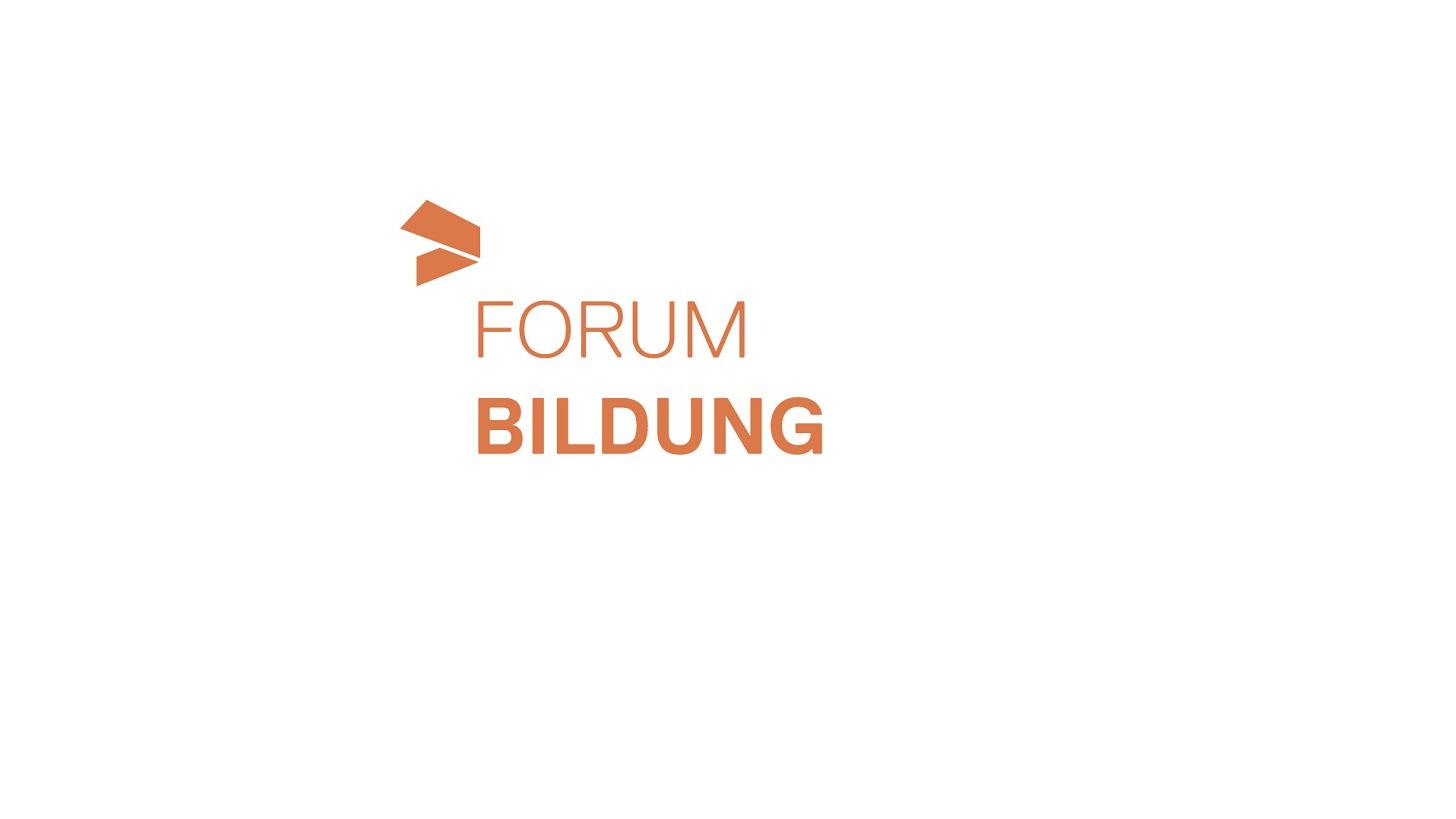 Logo Forum Bildung