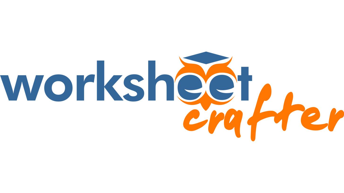 Logo Worksheet Crafter