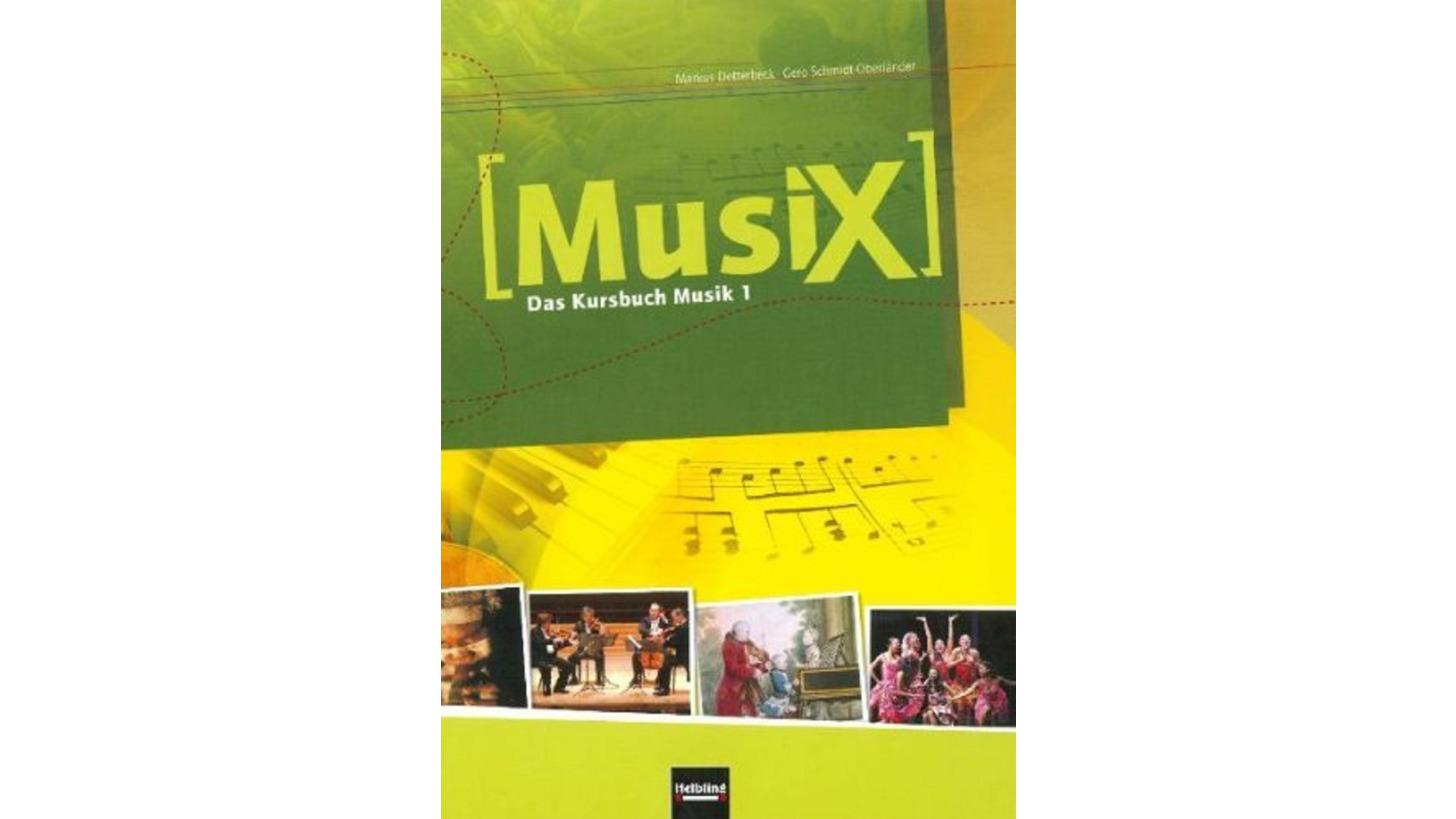 Logo MusiX