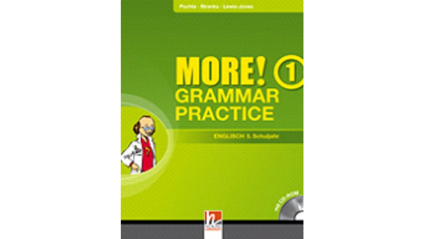 Logo More! Grammar Practice