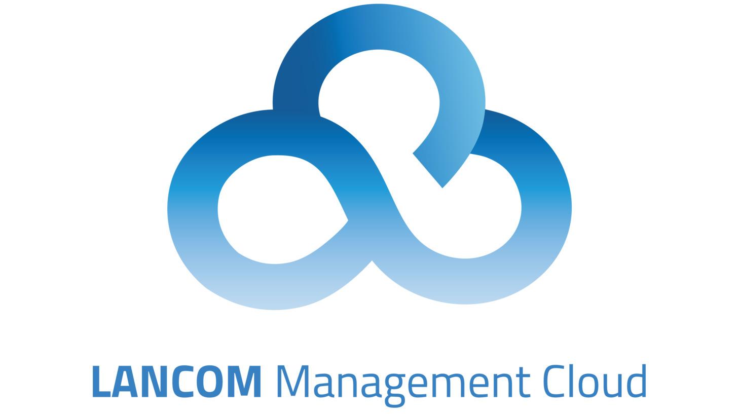 Logo LANCOM Management Cloud