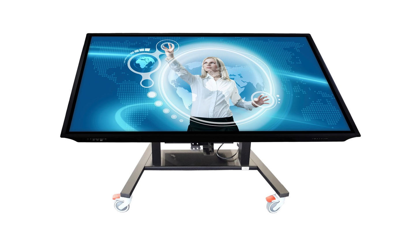 Logo galneoscreen - das Multi Touch Display