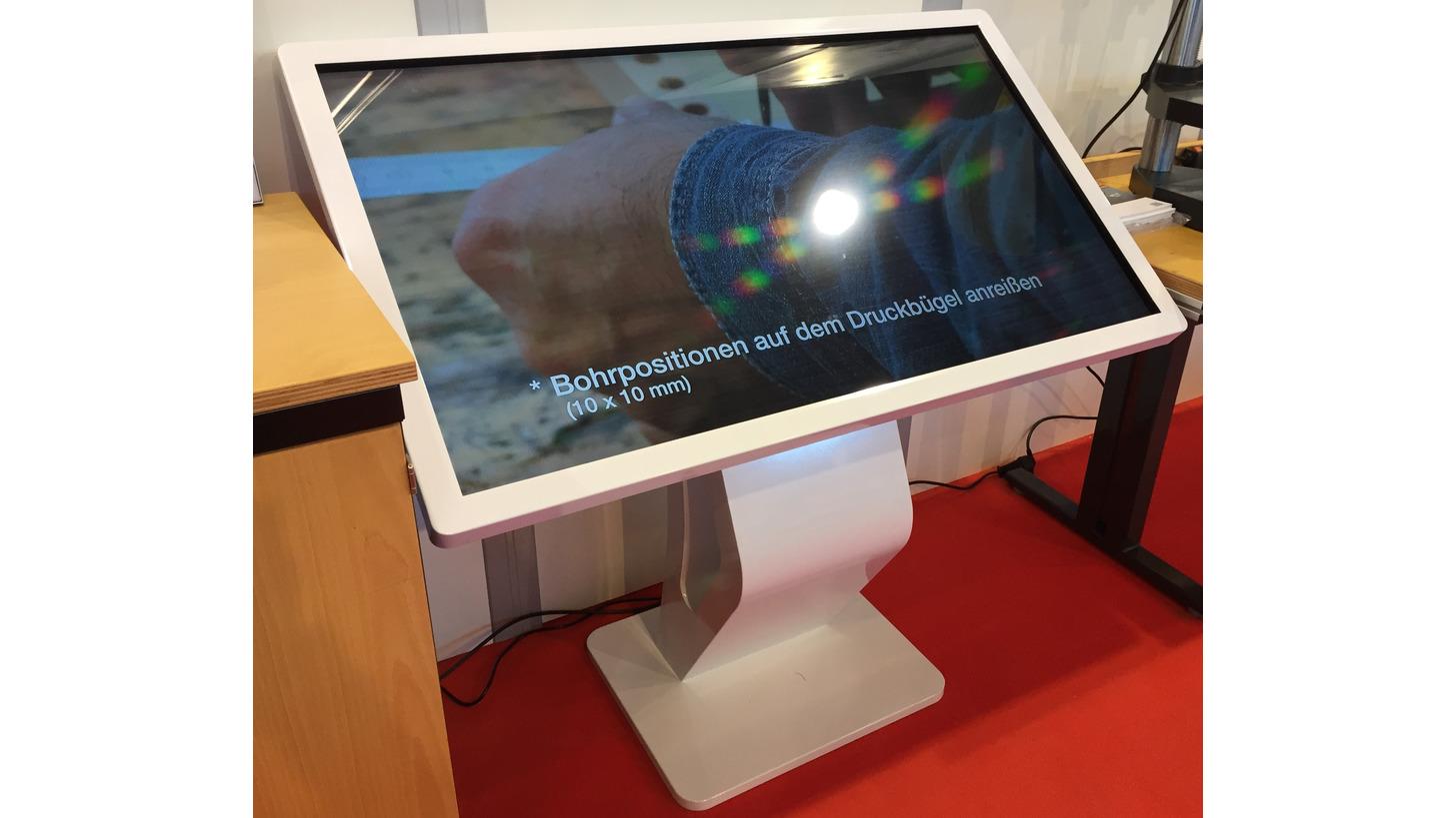Logo Interactive Digitale Signage Lösungen