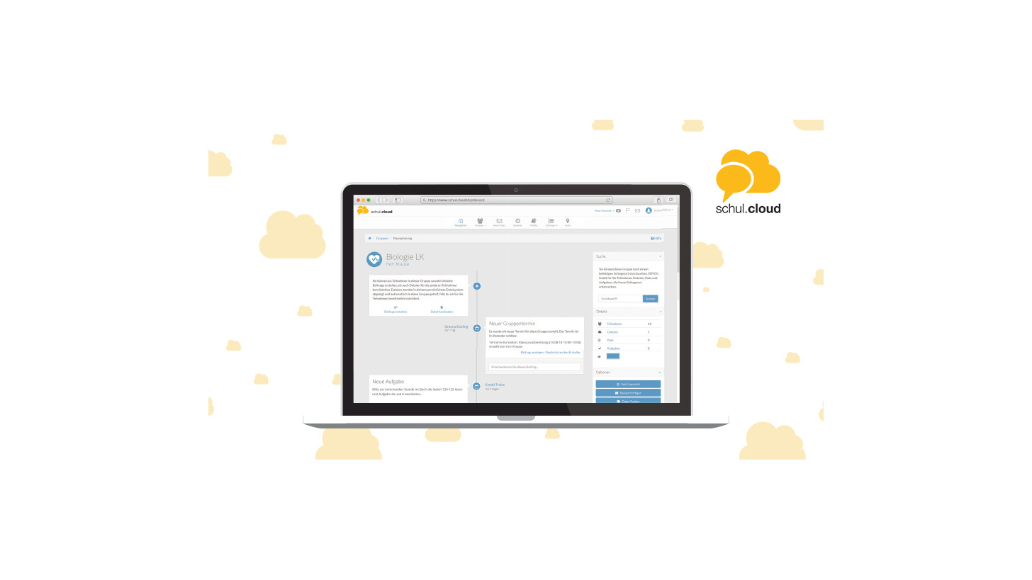 Logo schu.cloud pro