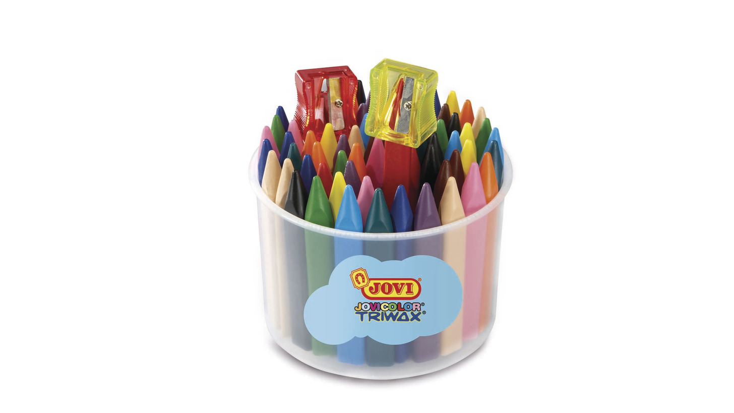 Logo TRIWAX Wax Crayons