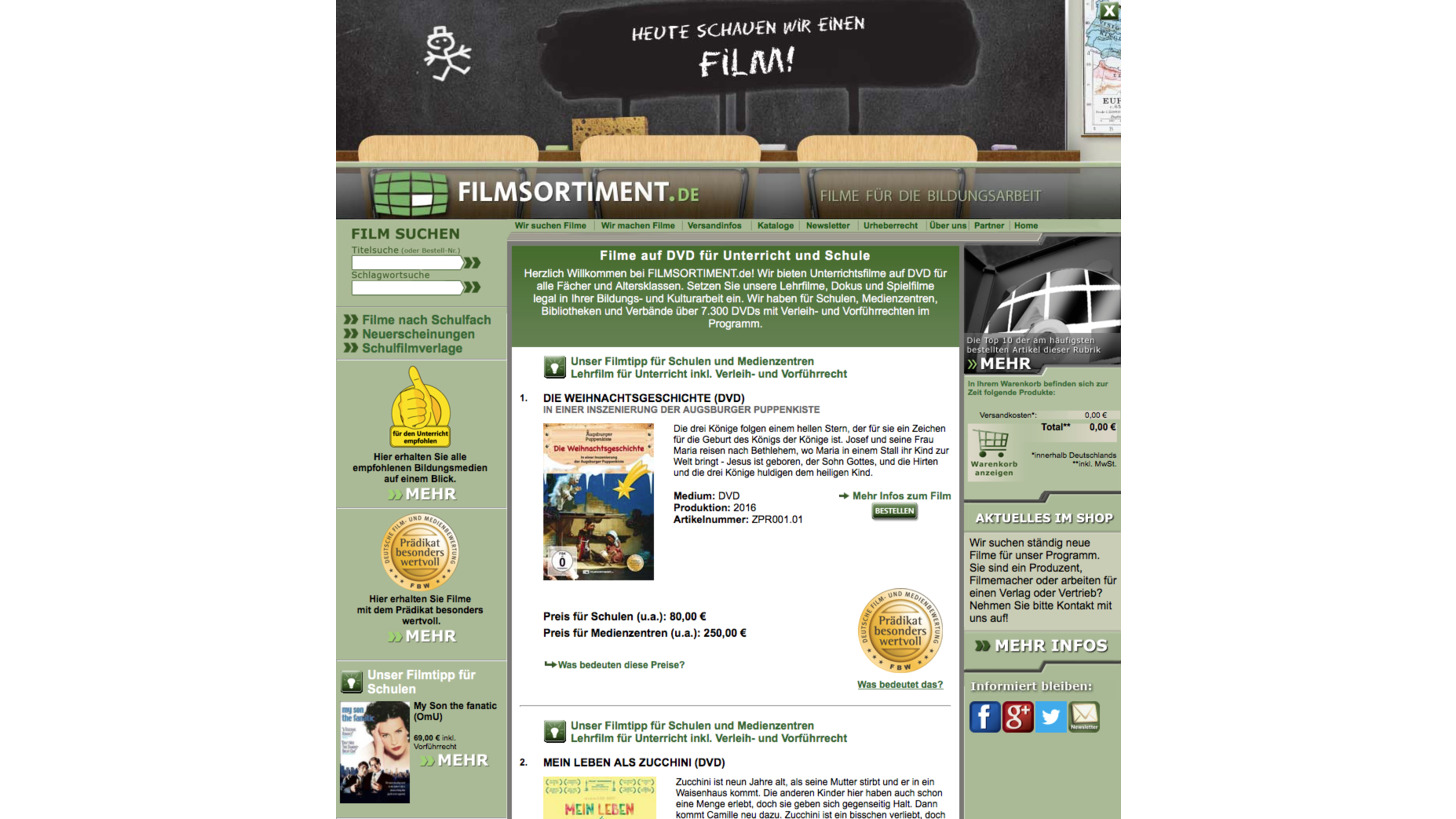 Logo Filmsortiment.de