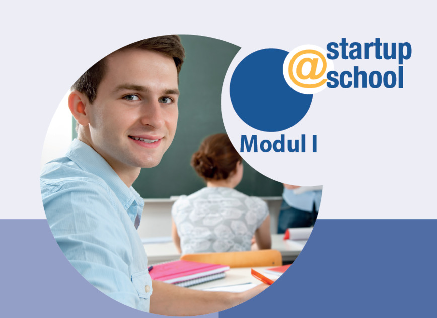 Logo startup@school