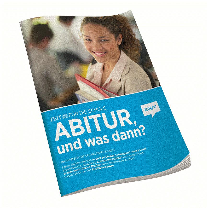 Logo Abitur, und was dann?