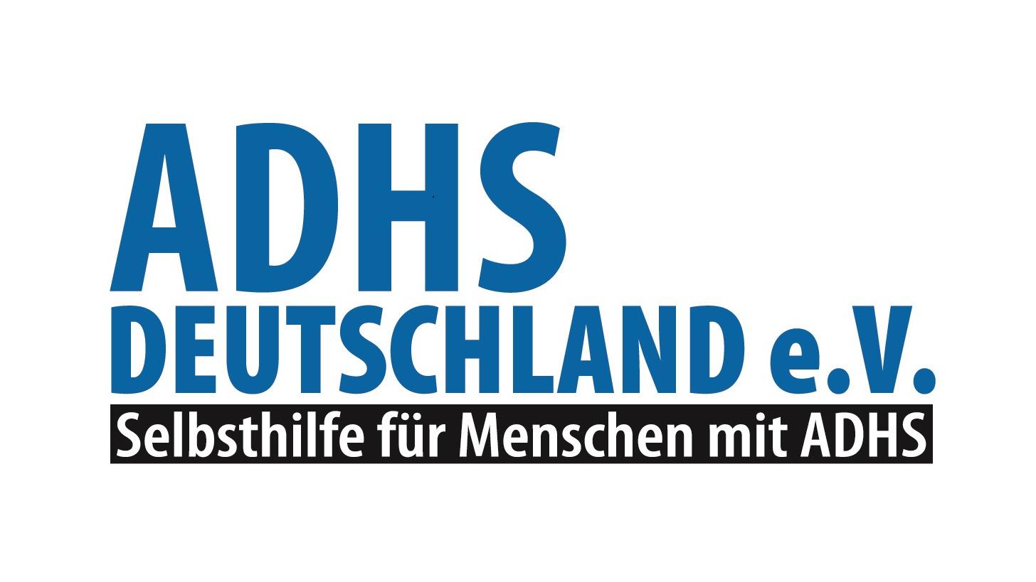 Logo Selbsthilfe für Menschen mit ADHS
