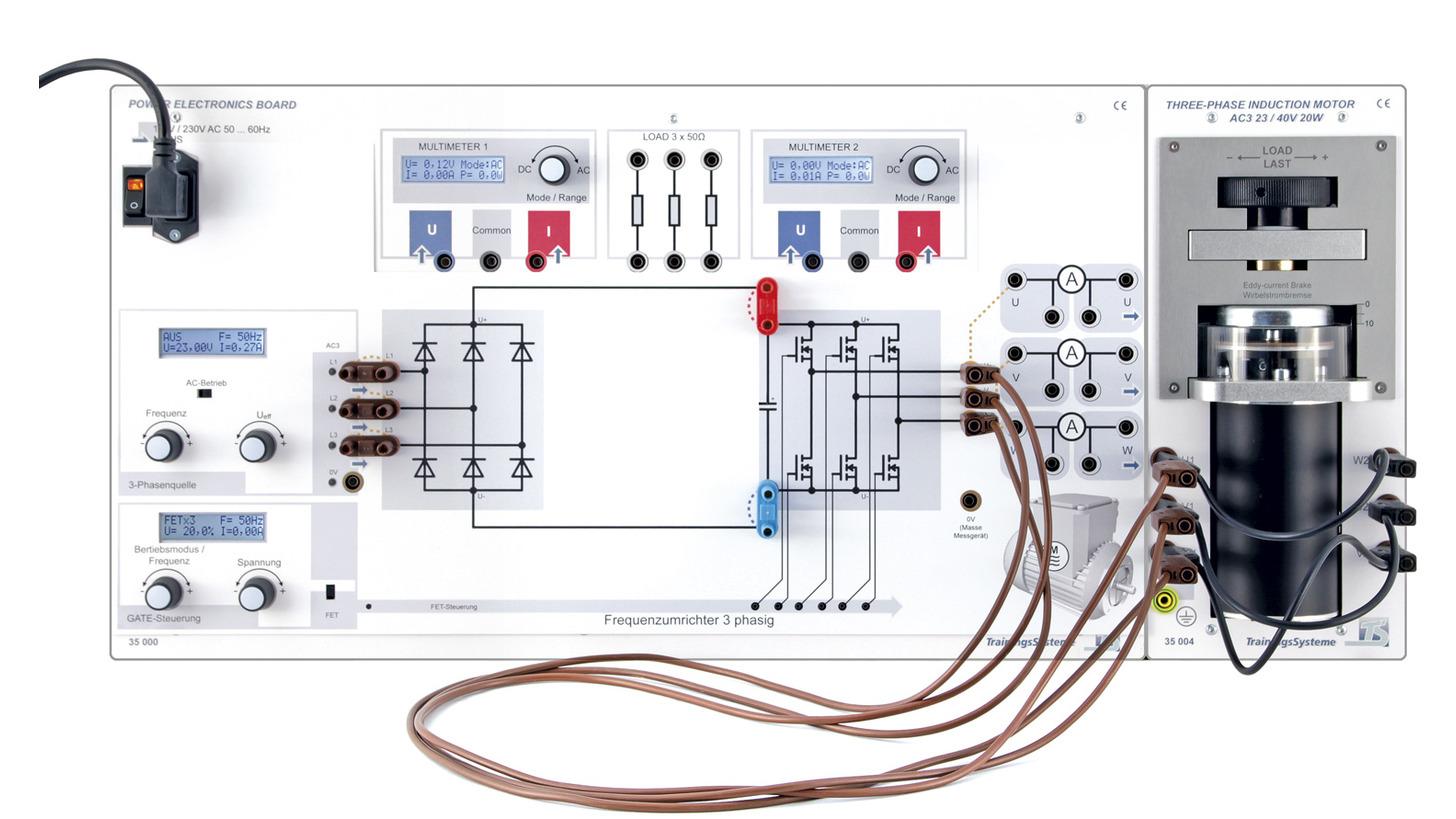 Logo Leistungselektronik