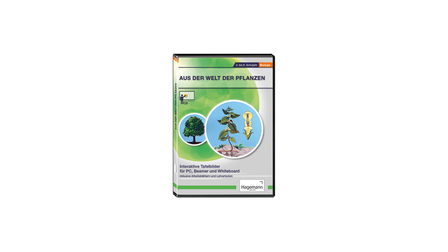 Logo Aus der Welt der Pflanzen