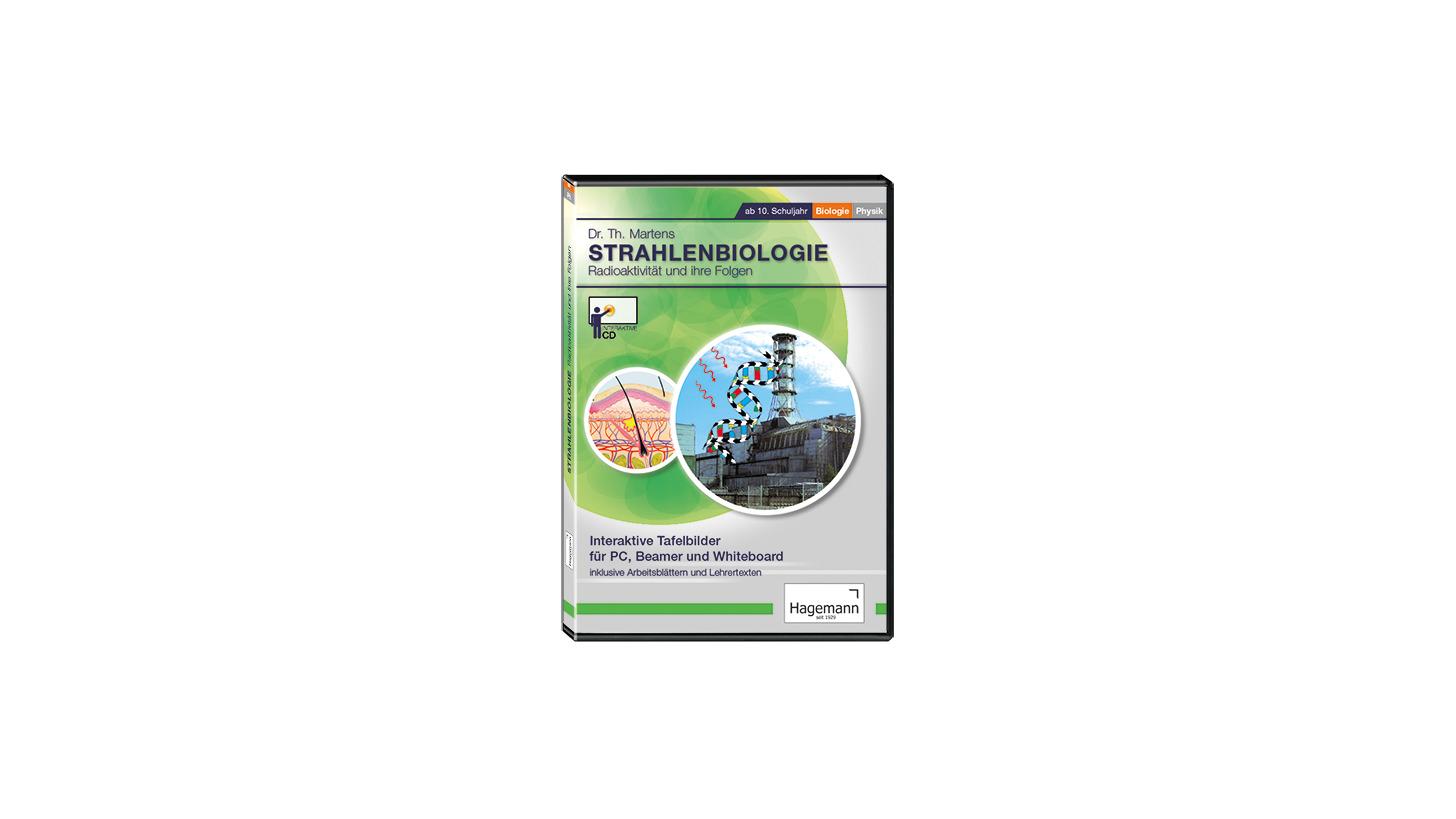 Logo Strahlenbiologie (Radioaktivität)