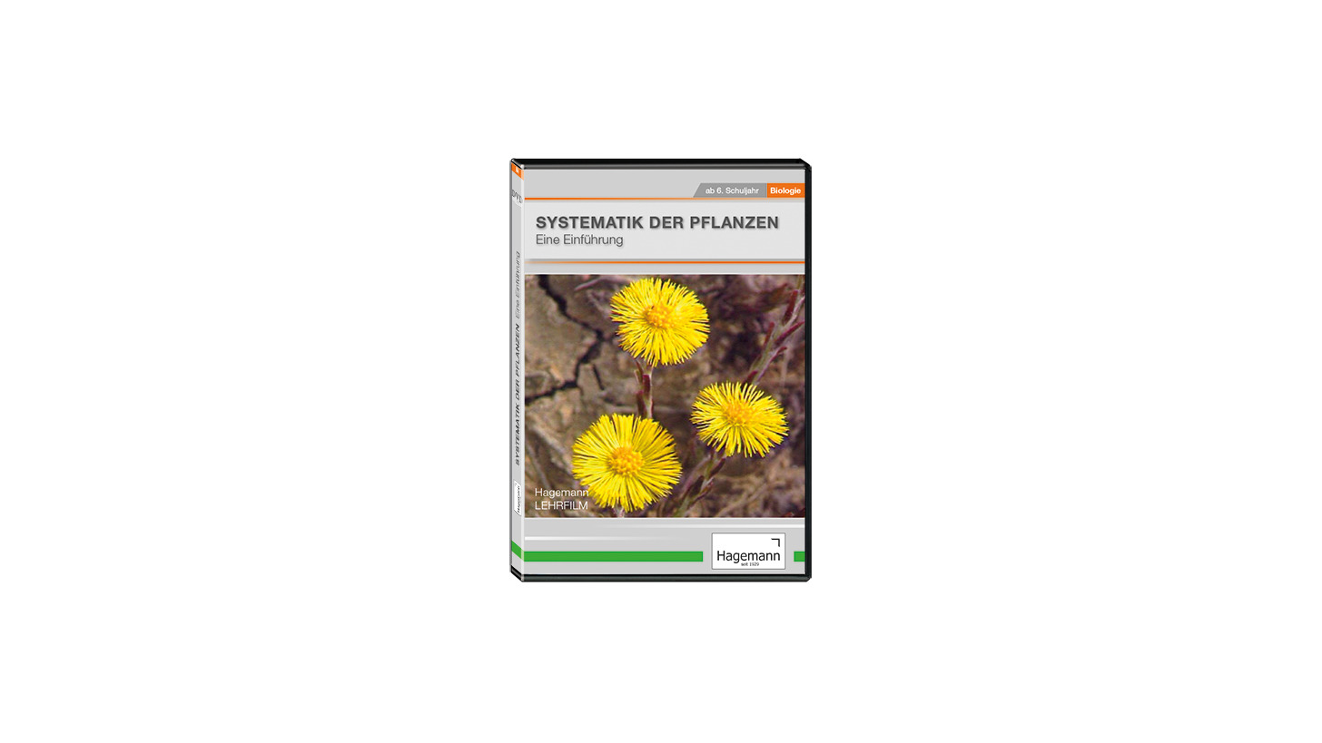 Logo Systematik der Pflanzen: Eine Einführung