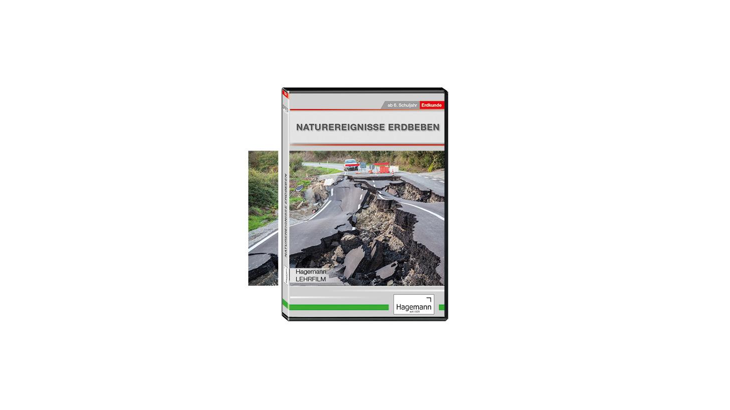 Logo Naturereignisse: Erdbeben