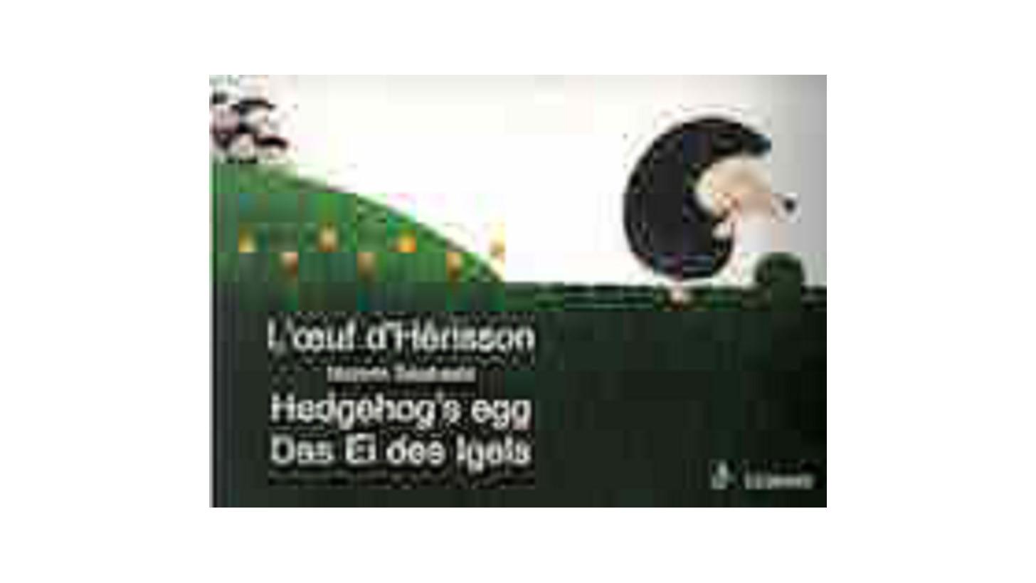 Logo L'oeuf d'Hérisson