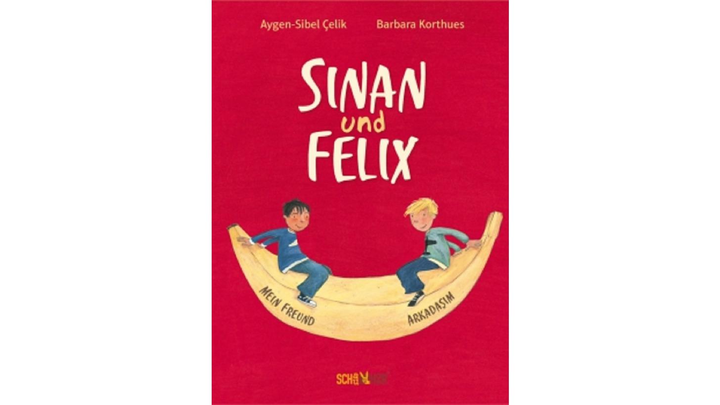 Logo Sinan, Felix und die wilden Wörter