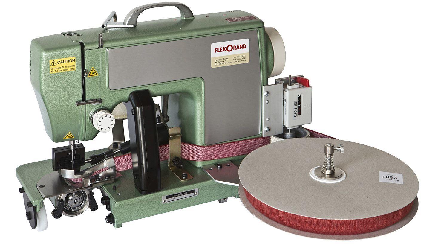 Logo FLEXORAND Speedbinder Kettelmaschine