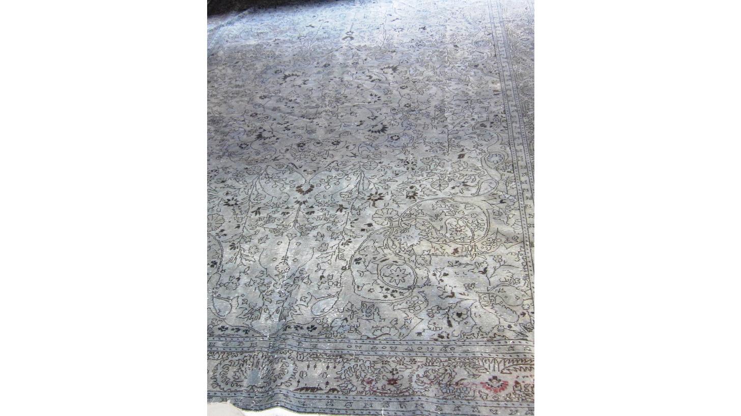 Logo Overdie carpet