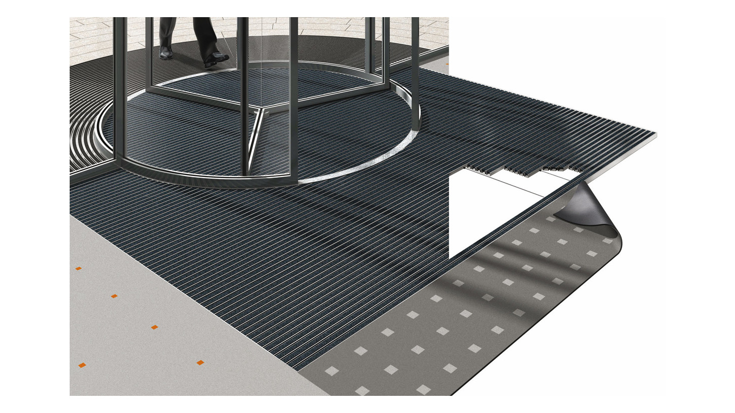 Logo emco 3 Zone Cleaning System