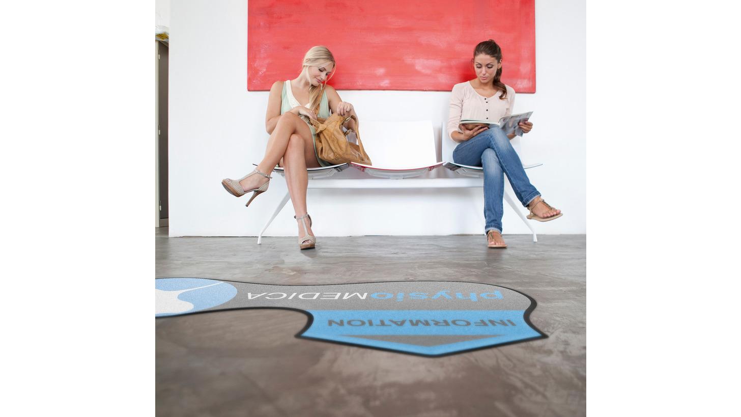 Logo Emco Carpet mats