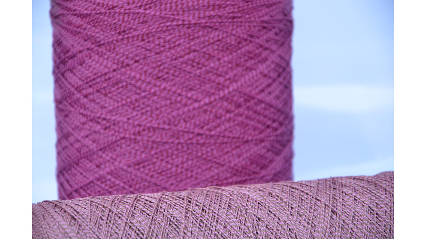 Logo Intermingled Yarn (Monocolour&Tri-colour )