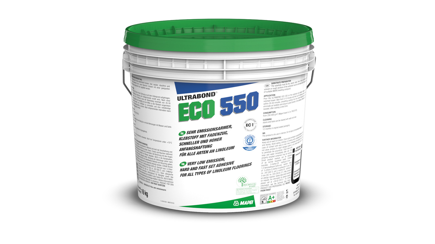 Logo Ultrabond Eco 550