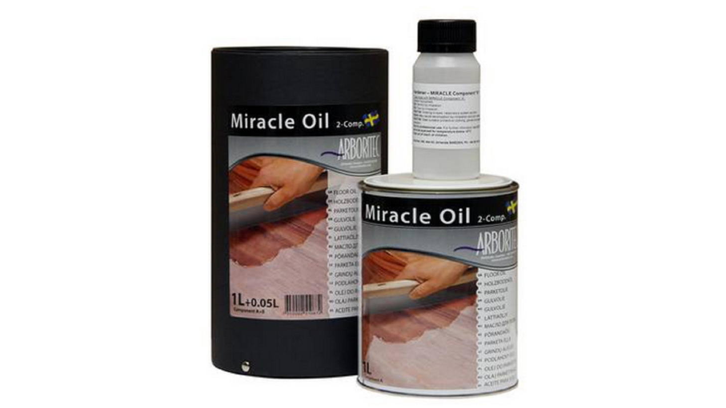 Logo Miracle Oil