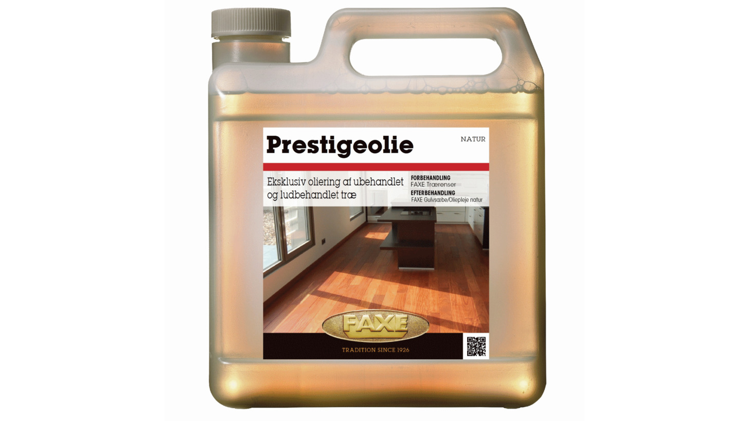 Logo FAXE Prestige Öl