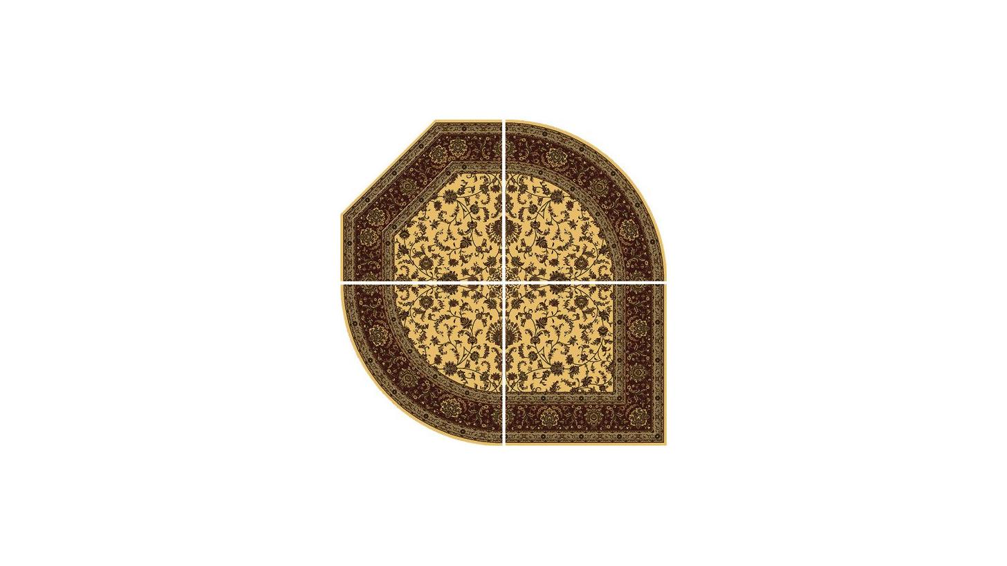Logo Booria Carpet Designer