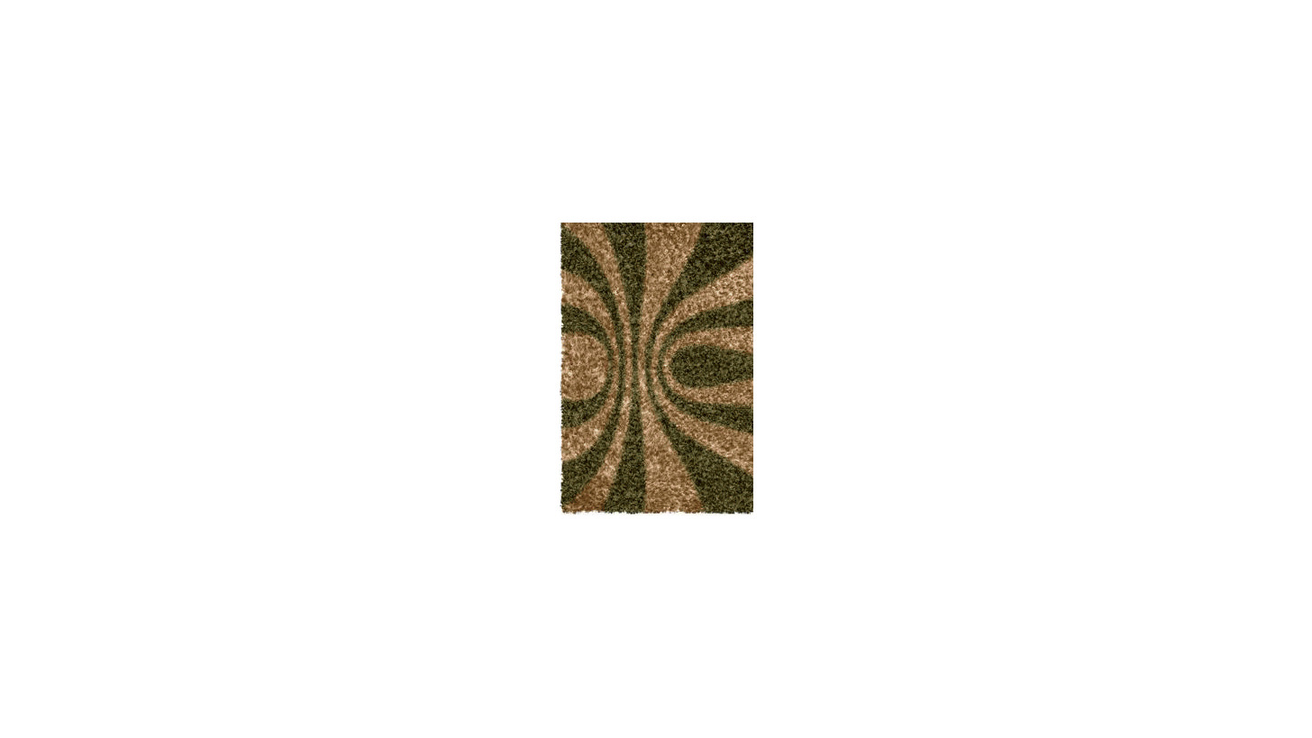 Logo Shaggy Rugs (Polyester, Woollen & Leather)